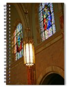 Shine Upon Thee Spiral Notebook