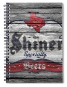 Shiner Specialty Spiral Notebook