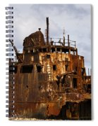 Ship Ashore Spiral Notebook