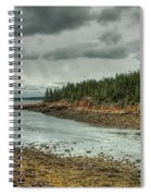 Ship Harbor Spiral Notebook