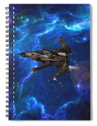 Ship One Spiral Notebook