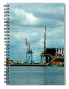 Ship Repair Spiral Notebook