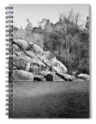 Ship Rock Island Spiral Notebook