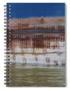 Ship Rust 4 Spiral Notebook