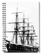 Ships Hms 'agincourt Spiral Notebook