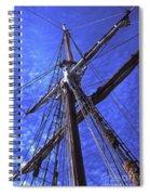 Ships Rigging - 2 Spiral Notebook