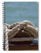 Ships Rigging I Spiral Notebook