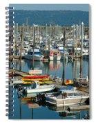 Shipyard Spiral Notebook