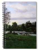 Shobrooke Park  Crediton  Devon Spiral Notebook