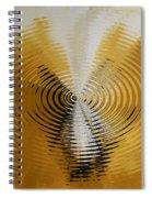 Shock Wave Spiral Notebook