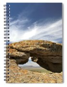 Shoofly Arch Basin And Range Spiral Notebook