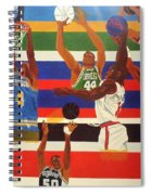 Shoots N Hoops Spiral Notebook