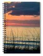Shore To Eternity  Spiral Notebook