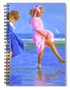 Shoreline Skippers Spiral Notebook