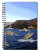 Shoreline Squadron Spiral Notebook