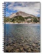 Shores Of Helen Lake Spiral Notebook