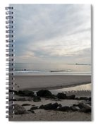 Shores Of Holgate Spiral Notebook