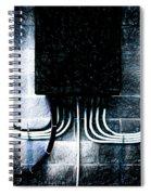 Short Circuit Spiral Notebook