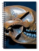 Short Faced Bear Spiral Notebook