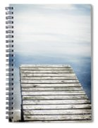 Short Pier Spiral Notebook