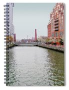 Shot Tower Spiral Notebook