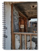 Should We Remodel Graffiti  Spiral Notebook