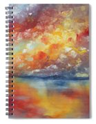 Show Your Color Spiral Notebook