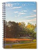 Showcase Barn And Farm Spiral Notebook