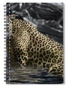 Shower Time Spiral Notebook