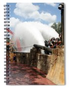 Shower Time Spiral Notebook