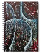 Showers Of Mercy And Grace Spiral Notebook