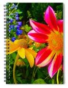 Showoff Spiral Notebook