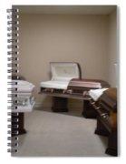 Showroom Spiral Notebook