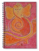 Shree Ganesh Spiral Notebook