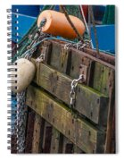 Shrimping Tools Spiral Notebook