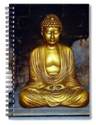 Shrine Of Peace Spiral Notebook