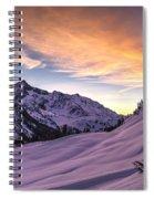 Shuksan Morning Skies Spiral Notebook