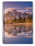 Shuksan Sunrise Spiral Notebook