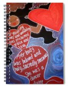 Shulamite Spiral Notebook