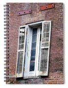 Shutters Spiral Notebook