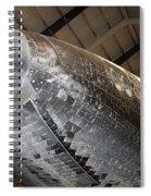Shuttle Nose Spiral Notebook