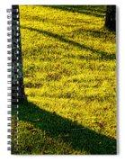 Shyness Spiral Notebook