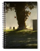 Sibley Cemetery Spiral Notebook