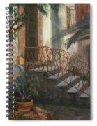 Sicilian Nunnery Spiral Notebook