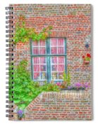Side Garden Spiral Notebook