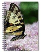 Side Line 2 Spiral Notebook