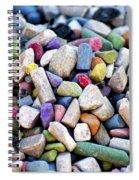 Sidewalk Chalks Spiral Notebook