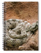 Sidewinder 2 Spiral Notebook