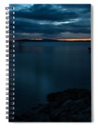 Sidney Sunrise Spiral Notebook