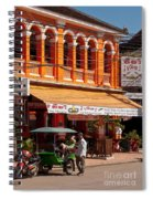 Siem Reap 01 Spiral Notebook